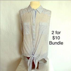 SALE 2 for $10 Bundle Seven 7 Brand Top
